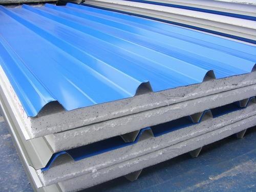 泡沫彩钢屋面板